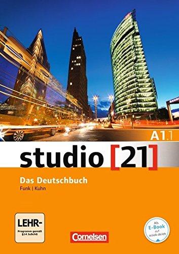Studio 21 A1 Band 1 Libro de curso (Incluye CD) por Aa.Vv