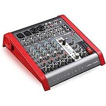 Proel M602FX mixer professionale 6 canali/2bus con