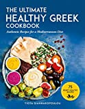 Best Crock Pot Cookbooks - The Ultimate Healthy Greek Cookbook: 75 Authentic Recipes Review