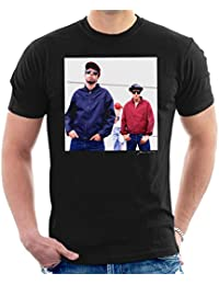 Phil Nicholls Official Photography - Beastie Boys Fight For Your Right Shoot New York Men's T-Shirt
