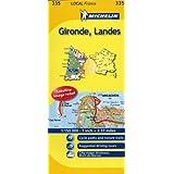 Michelin Gironde, Landes