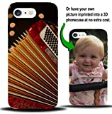 Personalised Accordion Phone Case Cover Present Gift Accordions Accessories Available for iPhone Samsung Galaxy Google Pixel Huawei LG Sony Xperia OnePlus HTC Nokia Phones XA44