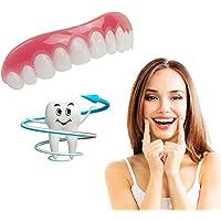 Cosmetic Teeth Instant Smile Zähne, Secure Comfort Fit Weich Cosmetic Veneer Zähne, natürliche Männer Frauen Upper... preisvergleich bei billige-tabletten.eu