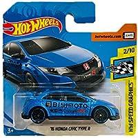 Hot Wheels 16 Honda Civic Type R HW Speed Graphics 245/365