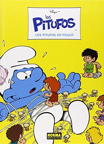 Pitufos, Los 32 - Los Pitufos En Pilulit