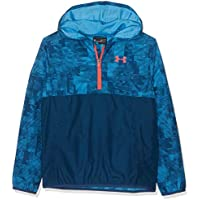 Under Armour Packable 1/2 Zip Jacket - Parte Superior del Calentamiento Niños