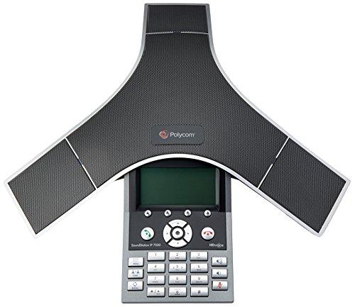 POLYCOM SoundStation IP 7000 VoIP-Telefon schwarz (Power over Ethernet Version)