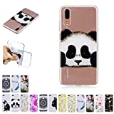 V-Ted Coque Apple iPhone XR Panda Silicone Ultra Fine Mince Bumper Housse Etui Cover...