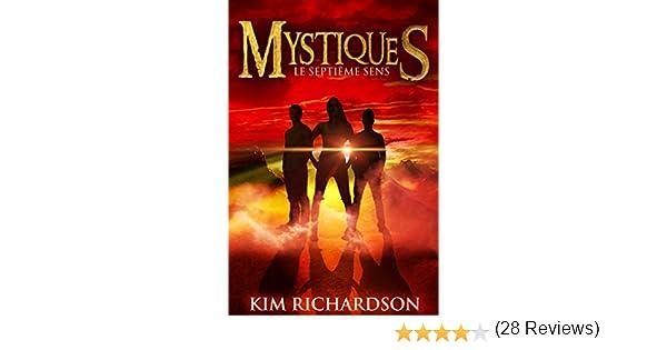 MystiquesTome 1 Le Septieme Sens EBook Kim Richardson Laure Valentin Amazonfr Amazon Media EU Sa Rl