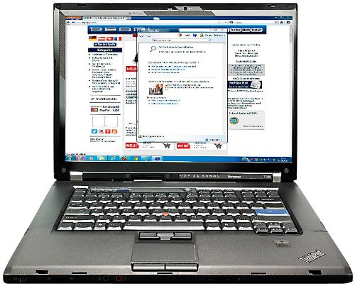 Lenovo ThinkPad T500, 15.4