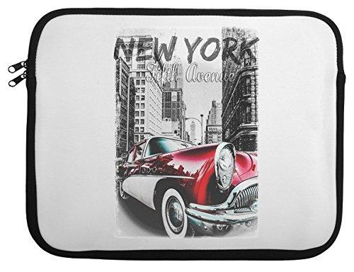 New York Fifth Avenue Laptop Case 13