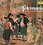 Telemania ? Scenes From Old Hamburg ? Excerpts From 'The Constant Music-Maker' [Vinyl LP]