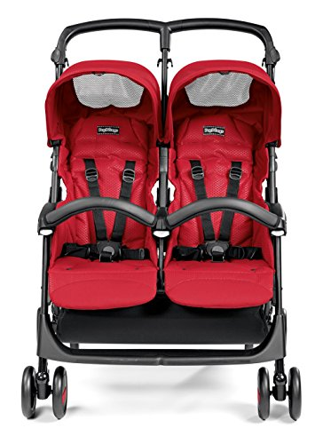 Peg Perego Zwillingsbuggy Aria Shopper Twin - 7