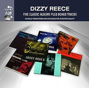 Dizzy Reece Five Classic Albums