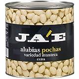 Ja´e - Alubias pochas - Variedad manteca extra - 1.6 kg