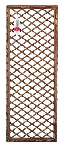 Gardman GF3409 - Panel de celosía (madera de sauce)