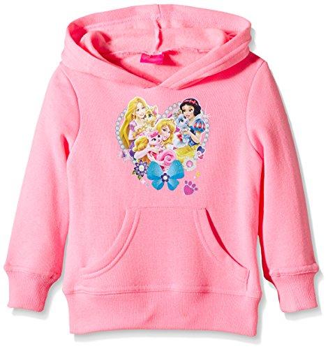 Disney Princess-Felpa Bambine e ragazze    Pink (Cotton Candy) 3 anni