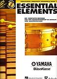 Essential Elements, für Schlagzeug (inkl. Stabspiele), m. Audio-CD