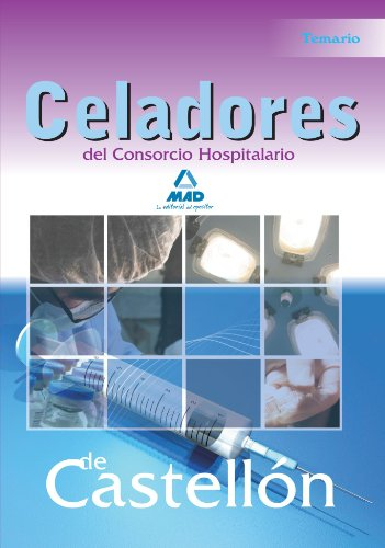 Celadores Del Consorcio Hospitalario De Castellón. Temario