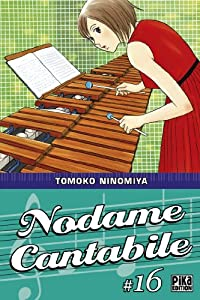 Nodame Cantabile Edition simple Tome 16