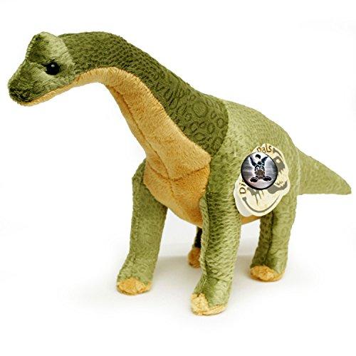 Brachiosaurus LITTLE FOOT Dinosaurier Langhals 43 cm Plüschtier von Kuscheltiere.biz