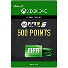 FIFA 18 Ultimate Team - 500 FIFA Points   Xbox One - Download Code