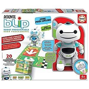 Educa Borras, S.A.U. Robot Programable Agent Blip Agente Blip
