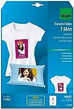 Sigel - InkJet-transfer para camisetas
