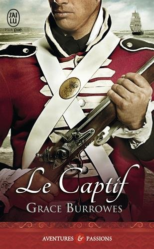 Le captif par Grace Burrowes