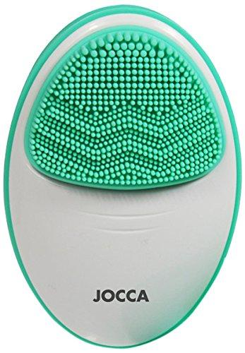 JOCCA limpieza y masaje Sonic cepillo, verde