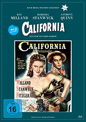 Bild von California - Edition Western Legenden Vol. 41 [Blu-ray]