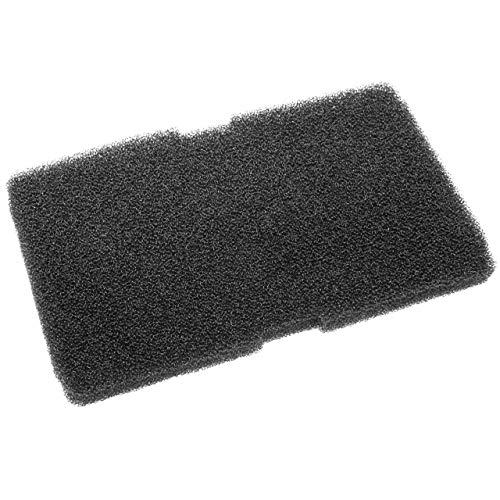 Vhbw Filtro, filtro esponja Beko DPU 8340, DPU 8341