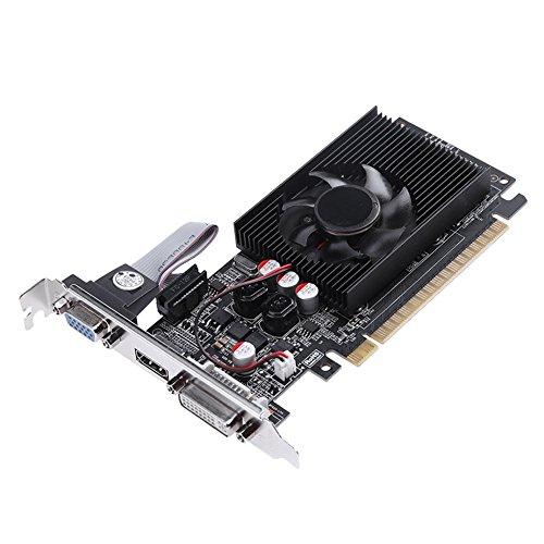 GT730 2G DDR3 64Bit HDMI DVI PCI-E Spiel Video Grafikkarte für NVIDIA PC (Agp-pcie)