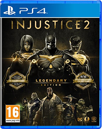 Injustice 2 Legendary Edition (PS4) Best Price and Cheapest