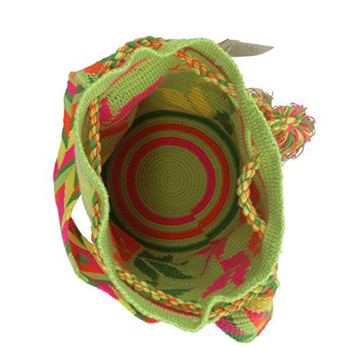 Imagen de auténtica  wayuu original de la guajira colombia alternativa