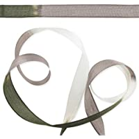 Nastro Tie and Dye 12 mm Verde scuro x 1m