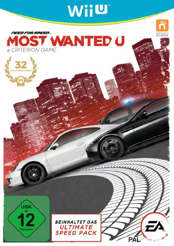 Need for Speed: Most Wanted - [Nintendo Wii U] Chicken Music Box