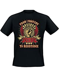 ZSK - From Protest To Resistance T-Shirt