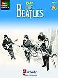 Look, Listen & Learn - Play The Beatles - Flute (Book/Online Audio). Partitions, Downloads pour Flûte Traversière