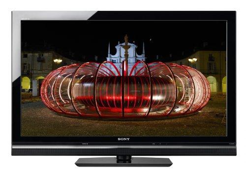 Sony KDL-32W5820 81 cm (32 Zoll) LCD-Fernseher, Energieeffizienzklasse B (Full-HD, 100Hz, 4x HDMI, DVB-T/C/S2, DLNA Client, USB, 24p, CI+-Slot) schwarz - Sony Lcd-fernseher