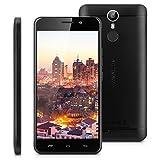 """Ulefone Metal - Smartphone libre Android 6.0 (4G LTE, Pantalla 5.0"""", Cámara 8.0 Mp, ROM 16 GB, RAM 3GB, Octa Core 1.3GHz, Sensor de huellas dactilares, OTG, Dual SIM), Negro"""