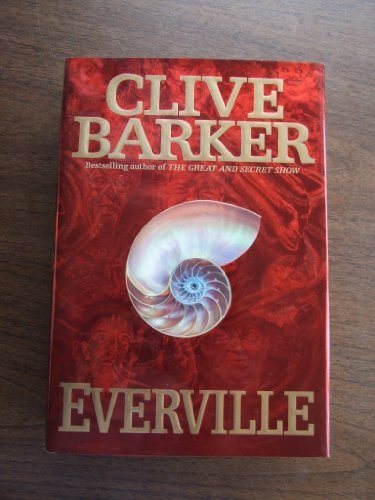 Everville by Clive Barker (1994-10-01)