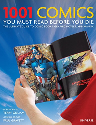 1001 Comics You Must Read Before You Die: The Ultimate