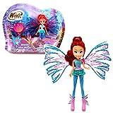 Bloom | Sirenix Mini Magic Bambola | Winx Club | Fata con Trasformazione 12 cm