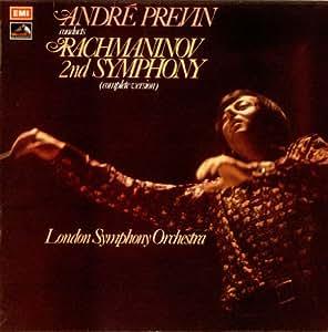 2nd Symphony (Complete Version) [London Symphony Orchestra] : Andre Previn