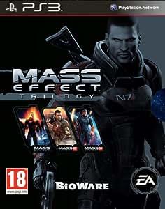Mass Effect Trilogy (PS3)