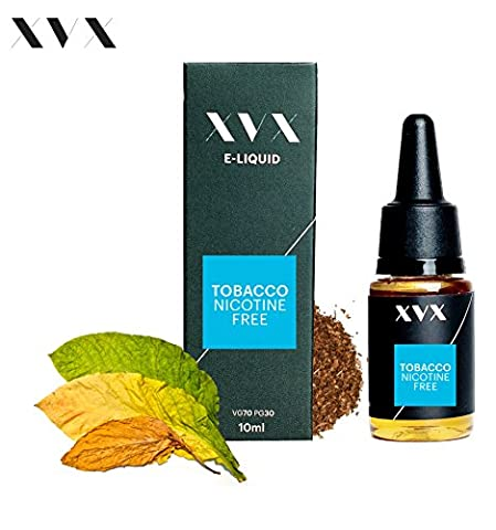 XVX E Liquid \ Tobacco Flavour \ Electronic Liquid For E Cigarette \ Electronic Shisha Liquid \ 10ml Bottle \ Needle Tip \ Precision Pouring \ Choose Your Lifestyle \ New For 2016 \ Digital Smoke \ Nicotine Free \ Tobacco Free