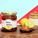 All Natural Sweet and Spicy Lemon Pickle