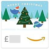Christmas Tree Birds - Amazon.co.uk eGift Voucher