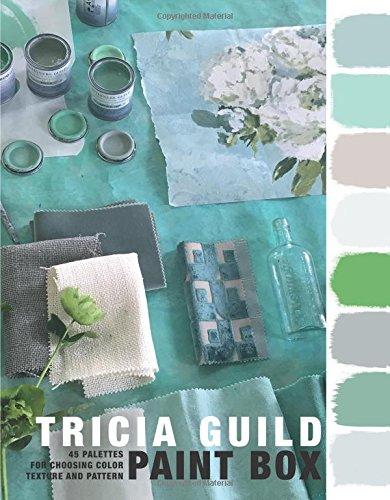 Paint Box: 45 palettes for choosing colour texture and pattern - Design Guild